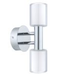 Palermo 1 LED Double Bathroom Wall Light 94994