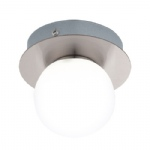 Mosiano Single LED Wall/Ceiling Bathroom Light 95009