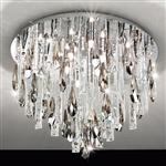 Calaonda Round Crystal Light 93433