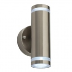 12522 Aura Twin Outdoor Wall Light