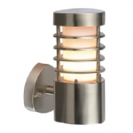 Bliss Outdoor Satinless Steel Wall Light 13798