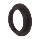 Large Black Shade Ring 05172