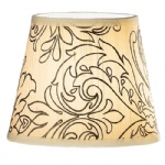 Cream Candle Shade 1083