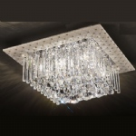 CF5677 Cascata Flush Ceiling Light