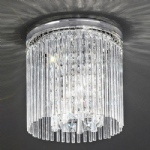 Charisma Crystal Flush Ceiling Light CF5723