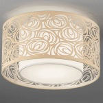 Abstract Cream Ceiling Light CF5735