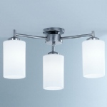 CO9313 727 Decima 3 Light Fitting