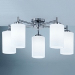 Decima 5 Arm Ceiling Light