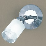 Campani Chrome/Satin Nickel Wall Light DP40021