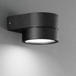 EXT6570EL Nocturn Outdoor Wall Light