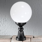 Pena Globe Outdoor Post Light OUW6592