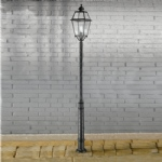 Nerezza Outdoor Post Light EXT6604