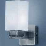 FL2008/1 Carina Nickel Wall Light