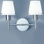 FL2059/2 Turin Double Wall Light