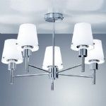 Turin Semi Flush Ceiling Light FL2059/5