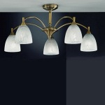Emmy Bronze Ceiling Light FL2105/5