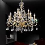 Chiffon 12 Arm Crystal Chandelier FL2159/12