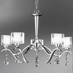 Theory 5 Arm Ceiling Light