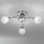 Chloris Semi Flush Light FL2206/3
