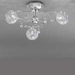 FL2214 3 Orion Semi Flush Fitting