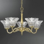 FL2229/5/582 Castilla Pendant Light