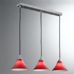 Vetross 3 Light Pendant