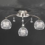 Jura Triple Pendant Light FL2295/3