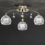 Jura Triple Ceiling Light FL2296/3