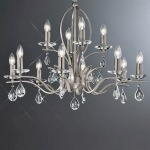 Willow Multi Arm Ceiling Light FL2298/12