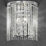 Charisma Crystal Double Wall Light FL2310/2