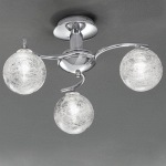 Bathroom Triple Ceiling Light FL2311/3