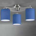 Vivace 3 Light Ceiling Fitting FL2315/3/1154