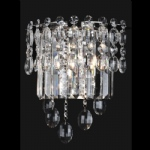 FL2319/3 Tzarina LED Crystal Wall Light
