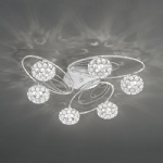 Spirelle Semi Flush Ceiling Light FL2325/6