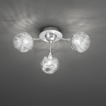 Paola 3 Arm Ceiling Light TP2329/3