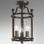 Pasillo 3 Light Lantern