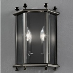 Emberton Double Wall Light