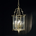 Montagu 4 Light Lantern
