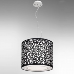 Abstract Pendant Light