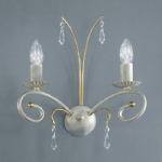 PE7422 Biarritzonly Italian Crafted Double Wall Light 1 left