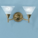 Harmony Double Wall Light PE8012