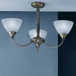 Meridian Multi Arm Ceiling Light PE9663/786