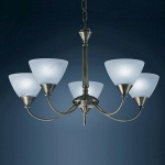 Meridian Multi-Arm Ceiling Light PE9665/786