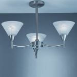 PE9833 Harmony Semi Flush