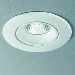 RF226 White Recessed Downlight