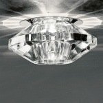 RF241 Crystal Glass Ceiling Downlight