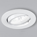 RF291 White Fire Rated Mains Voltage Downlight