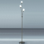 Campani Halogen Floor Lamp Bronze SL685