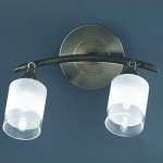 Campini Double Wall Light