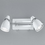 Pixon Adjustable Halogen Double spotlight SPOT8932